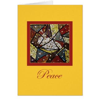Peace Dove (Holy Spirit) Christmas Card