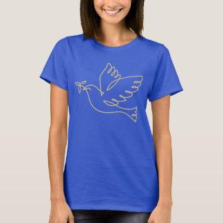 Peace Dove Icon T-Shirt