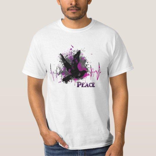 Peace Dove Men's T-shirt
