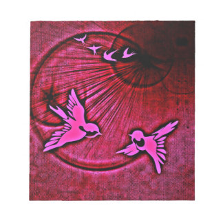 peace-dove notepads