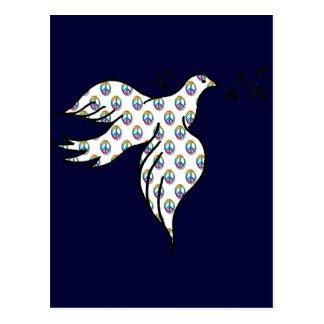Peace Dove Postcards