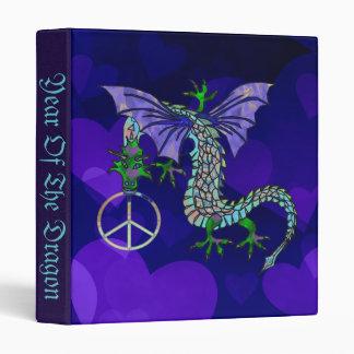 Peace Dragon Binder