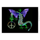 Peace Dragon Card