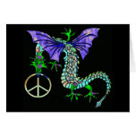 Peace Dragon Cards