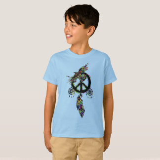 Peace Dream Cather T-Shirt