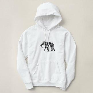 Peace Elephant Hoodie