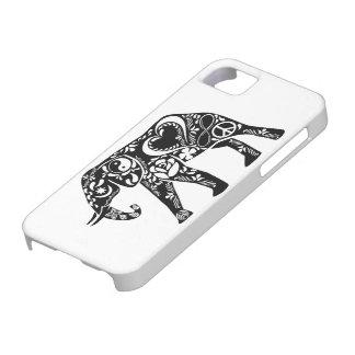 Peace Elephant iPhone 5 Cases
