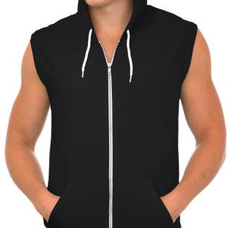Peace Faerie Wings sleeveless hoodie