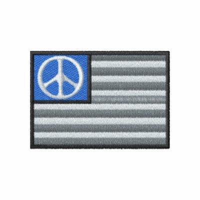 Peace Flag Hoody