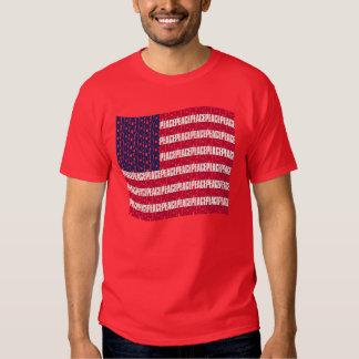 PEACE FLAG T-SHIRTS