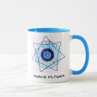 Peace Flower Mug