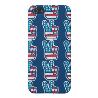 Peace For America iPhone 5/5S Case