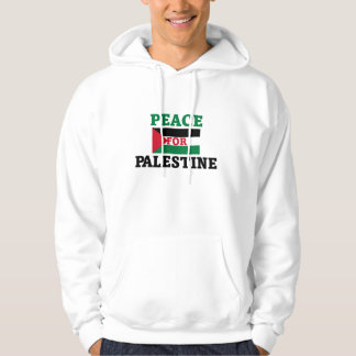 Peace for Palestine Hoodie