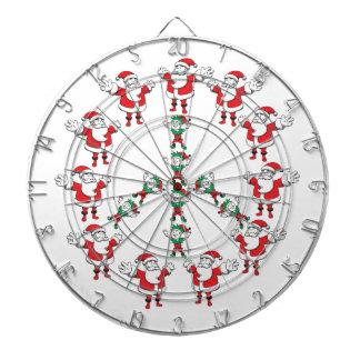 Peace fron Santa and his Elves :) Dartboard