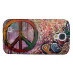 Peace Galaxy S4 Cases