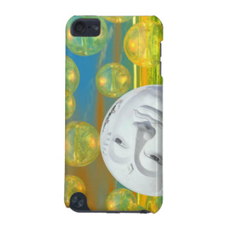 Peace – Golden and Emerald Serenity iPod Touch 5G Cover