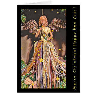 Peace & Goodwill Angel Card