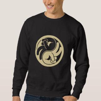 Peace Hand Yin Yang Sweatshirt