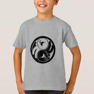 Peace Hand Yin Yang T-Shirt