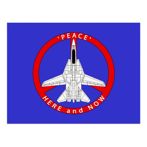 PEACE - Here And Now Post Cards