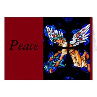 Peace Holiday Card
