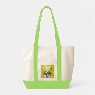 Peace Impulse Tote Bag
