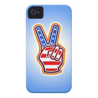 Peace in America iPhone 4 Case