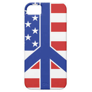 Peace in America iPhone 5 Covers