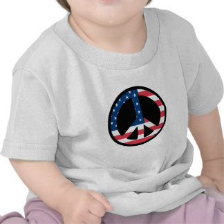 Peace in America T-shirts