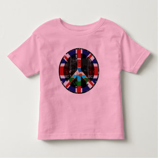 Peace In Bermuda Toddler T-shirt