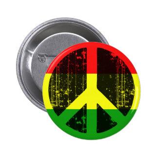 Peace In Bolivia 2 Inch Round Button