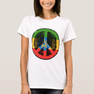 Peace In Ethiopia T-Shirt