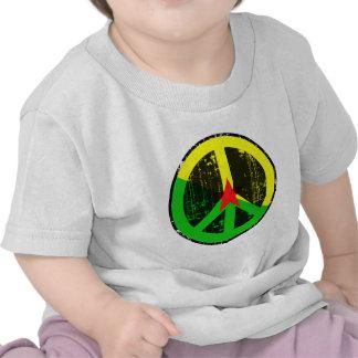 Peace In French Guiana Tee Shirts