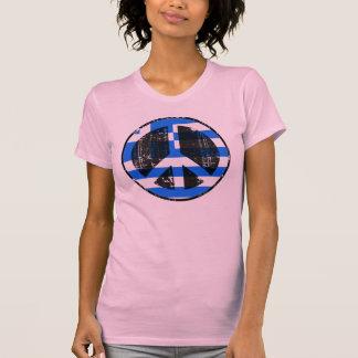 Peace In Greece T-Shirt