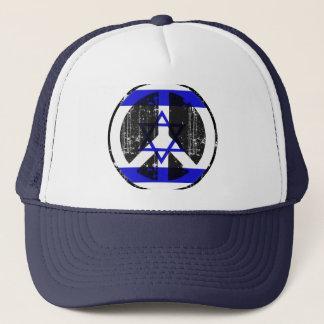Peace In Israel Trucker Hat