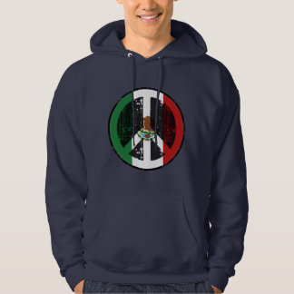 Peace In Mexico Hoodie