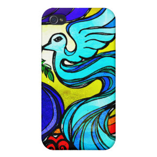 Peace In Mind iPhone 4/4S Hard Shell Speck Case iPhone 4 Covers