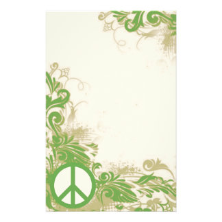 Peace In Nature Staionary Stationery