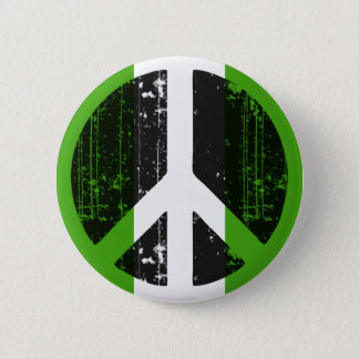 Peace In Nigeria 2 Inch Round Button