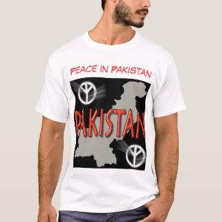 Peace in Pakistan shirt