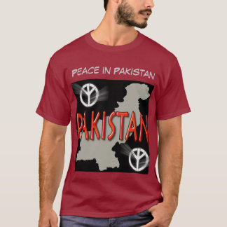 Peace in Pakistan T-Shirt