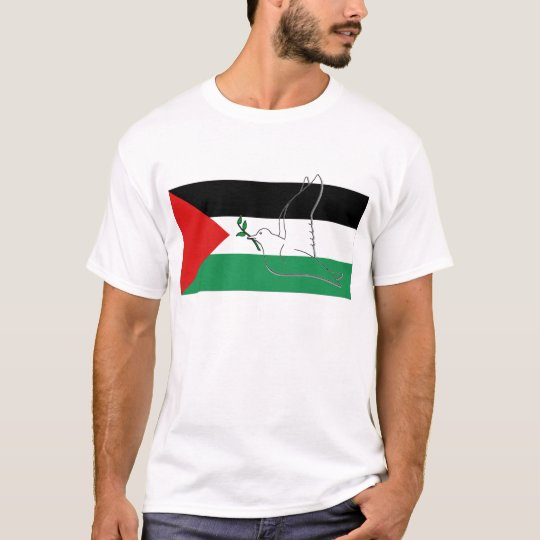 PEACE IN PALESTINE TSHIRT -