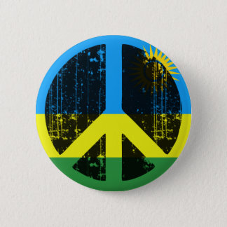 Peace In Rwanda 2 Inch Round Button