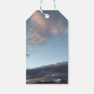 Peace in the midst of a calm pack of gift tags