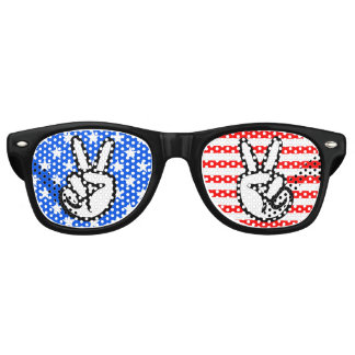 Peace in the USA Party Shades