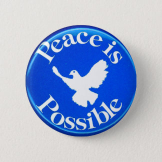 Peace is Possible - Button