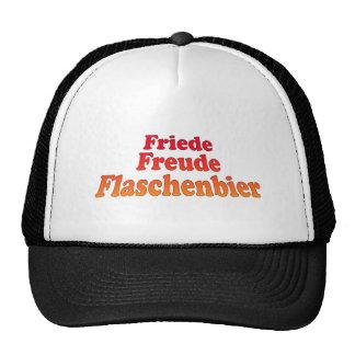 Peace joy Flaschenbier Hat