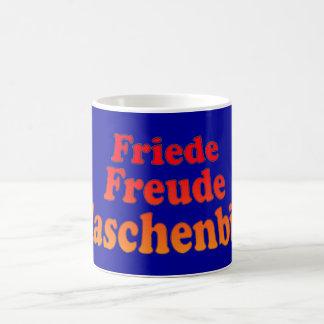 Peace joy Flaschenbier Mug