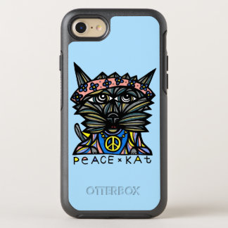 """Peace Kat"" Apple & Samsung Otterbox Case"