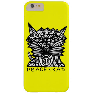 """Peace Kat"" Apple & Samsung Phone Case"
